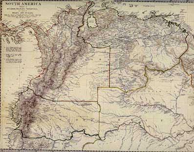 Los Mapas Historicos Y El Dorado