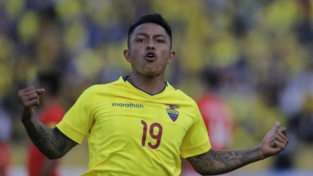 Equador faz as pazes com a vitória diante do Chile