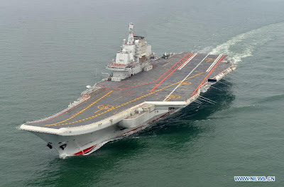 Chinese Navy Wants To Copy How The U.S. Launches Its Carrier Fighters