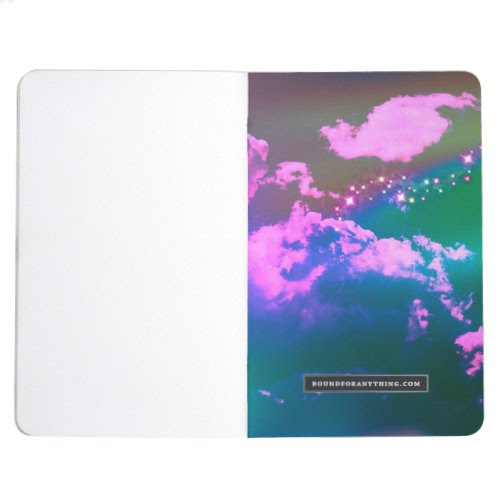 Strange Clouds Pocket Journal