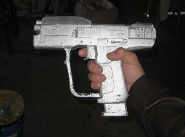 Foam Pistol 1