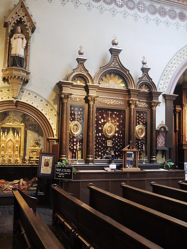 St Anthony's Chapel, Pittsburgh 3