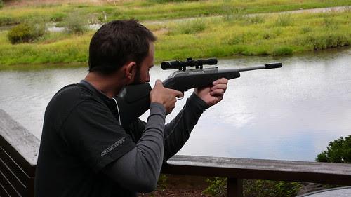 jeremy + guns = <3