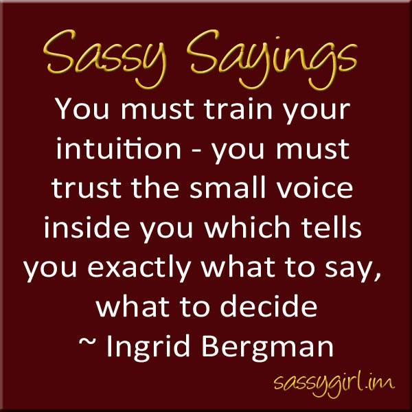 Sassy Sayings And Quotes. QuotesGram