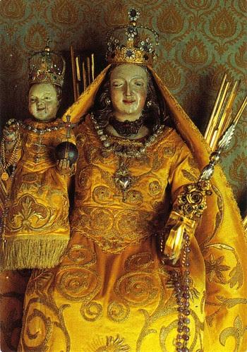 Gnadenbild Mariastein SO