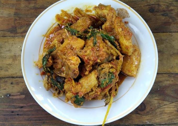 Resep Memasak Ayam Rica-rica Kemangi Pedas Lezat