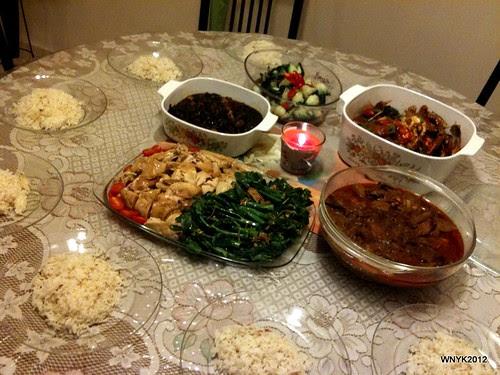 Raya Dinner