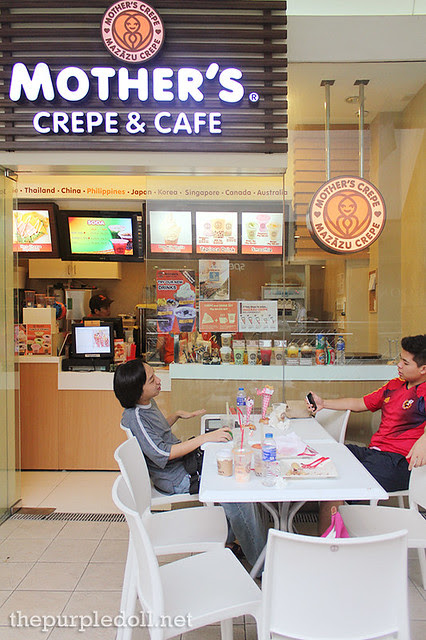 Mother's Crepe and Cafe
