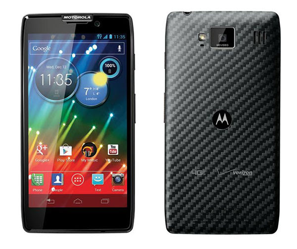 Verizon confirms RAZR HD and RAZR MAXX HD available October 18th, caps lock comes free