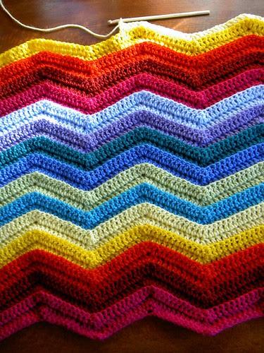 Ripple rug - Day 3