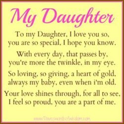 Quotes About Proud Of Daughter 42 Quotes