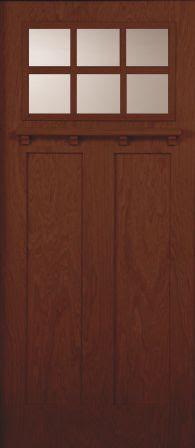 Brosco Craftsman Doors