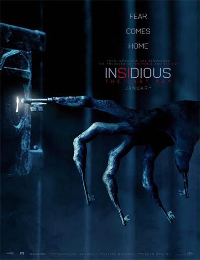 Poster de La noche del demonio: La última llave
