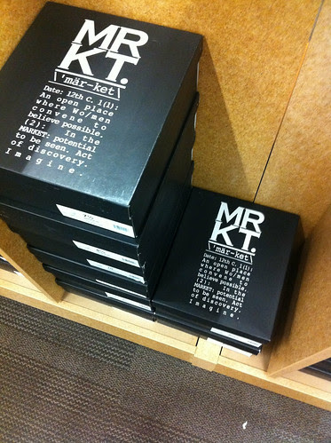 MRKT Shoe Boxes