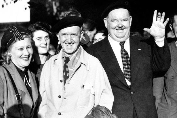 Image result for laurel and Hardy in britain