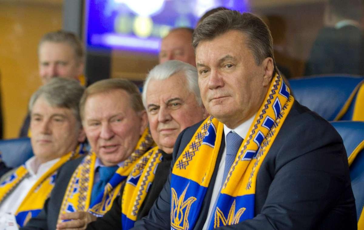 Донбасс был криминальным центром Украины
