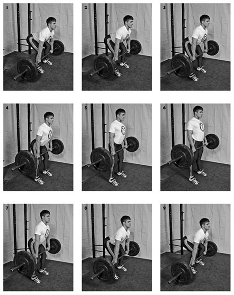 CrossFit One World: DEADLIFT GOOD AND BAD