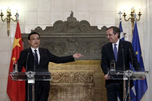 Η παροιμία του Κινέζου πρωθυπουργού – Η υπόσχεσή του στο Σαμαρά – Οι 19 συμφωνίες που υπέγραψαν