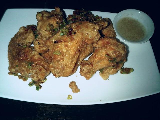 Butter Garlic Chicken Wings Edit