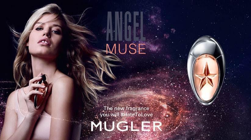 Resultado de imagem para Angel Muse de Thierry Mugler