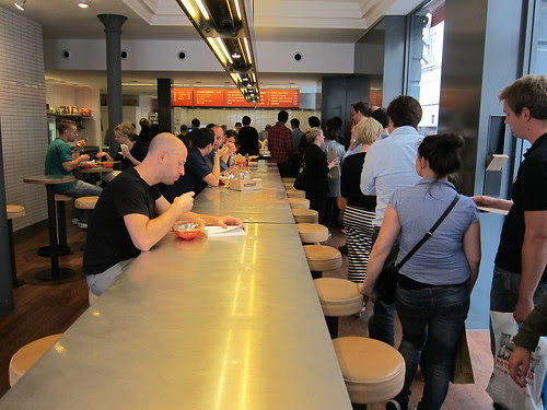 Chipotle, Charing Cross Rd