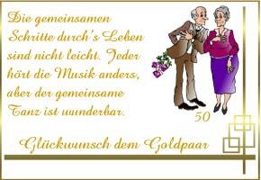 Spruche Fur Goldene Hochzeit Spruch Fur Einladung Goldene Hochzeit