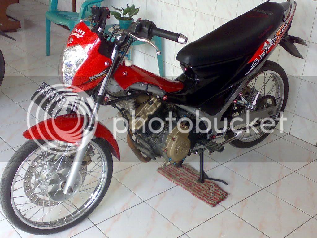 Modification Motorcycle: Satria Fu 150 CC Modifikasi