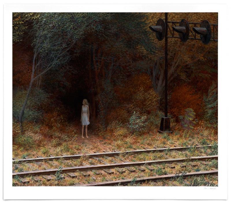 """Eva"" by Aron Wiesenfeld"