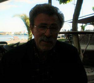 Ο αντιπρόεδρος του αλιευτικού Συλλόγου Αστακού, Δημήτρης Καρακώστας