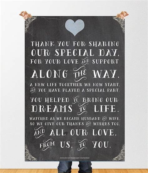 15 cute wedding rhymes   wedding   Wedding thank you cards