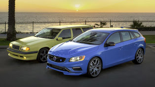 volvo polestar s60 and v60 revealed volvo starts production of s60 and ...