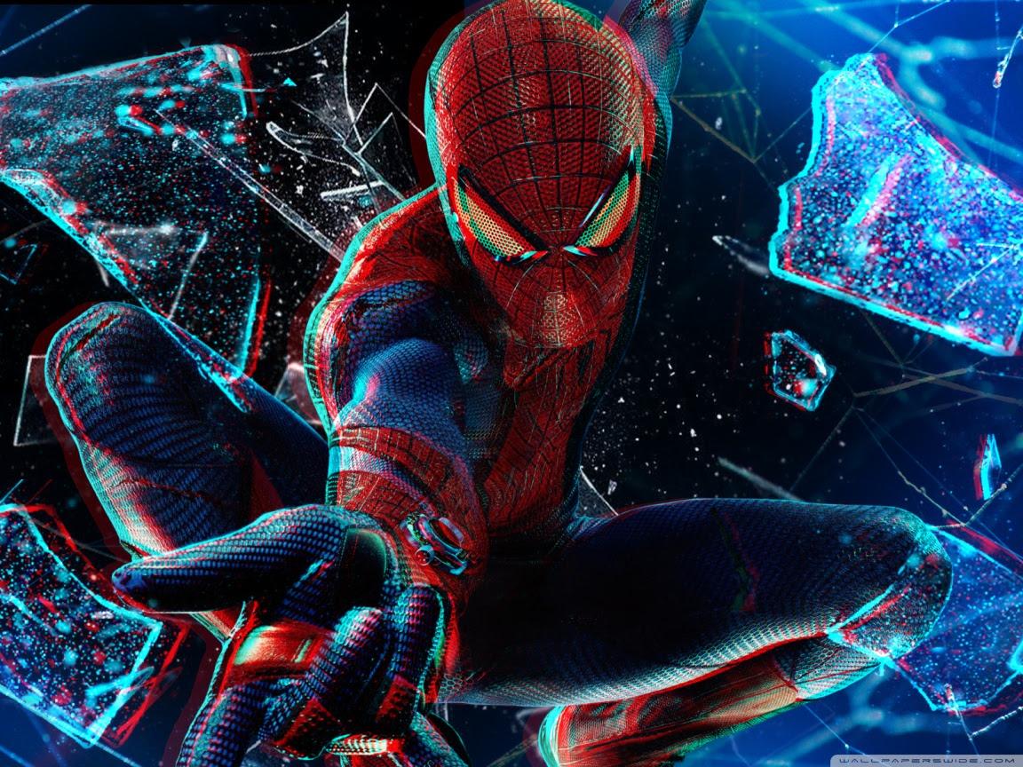 Spiderman 3d Wallpaper View Wallpapers