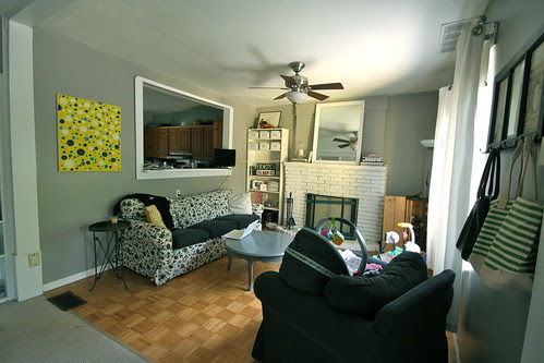 Living Room - August 2011