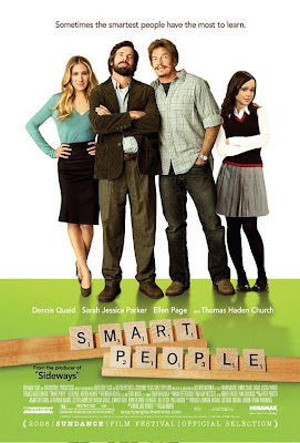 Smart People - Theatrical Movie Poster