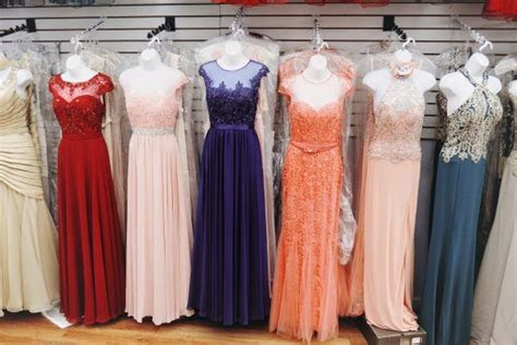 Shop for Prom Dresses at the Santee Alley ? The Santee