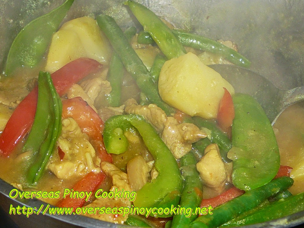 Pinoy Pork Curry Pinoy Recipes