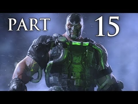 you movies : Gameplay Batman Arkham Origins Walkthrough Part 15