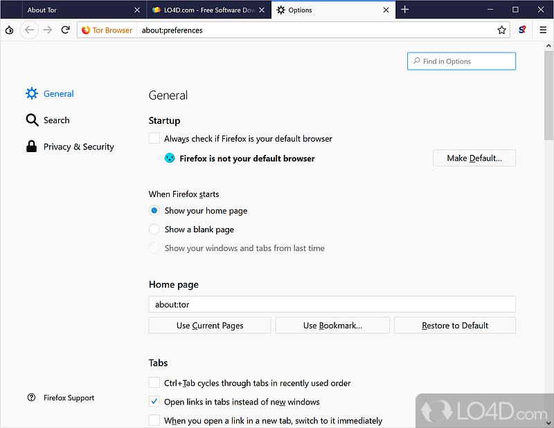 متصفح تور Tor (بصلة التوجيه) الاول عالميا في التصفح السري والخفي