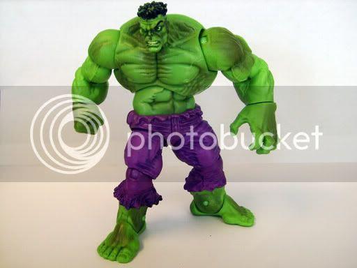 Hasbro Fury Files Green Hulk