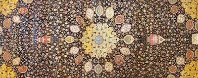 The Ardebil Carpet