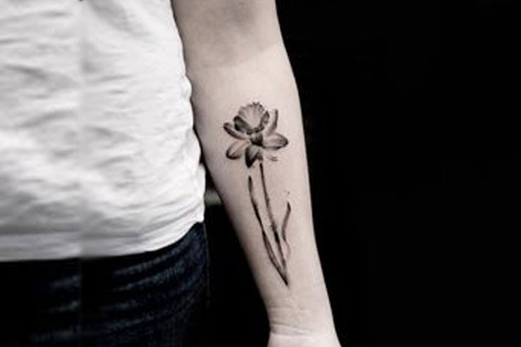 Some Amazing Daffodil Tattoos Designs And Ideas You Must Know About