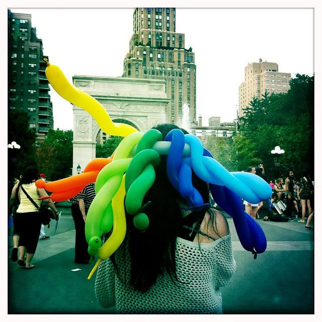 NYC Pride 2011