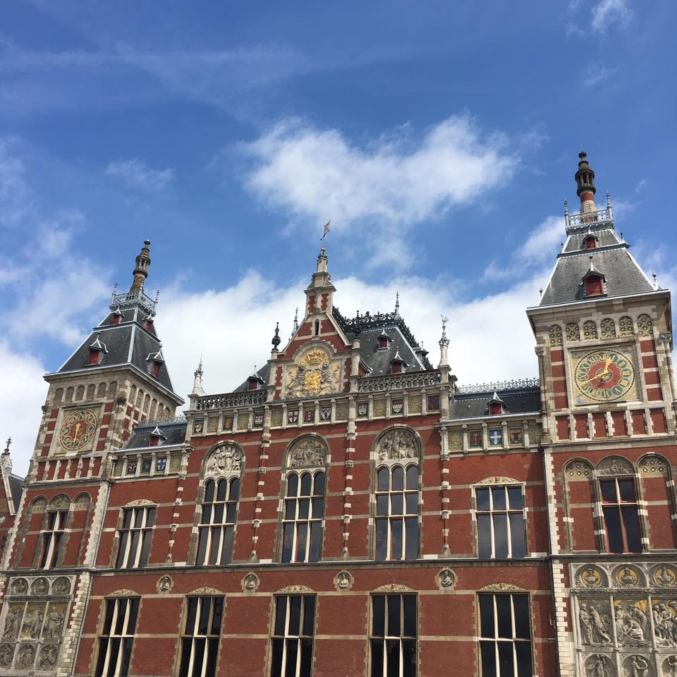 Amsterdam In Pictures: Part 1