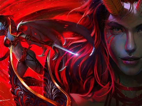 dota  hero character akasha queen  pain fan art wallpaper hd  wallpaperscom