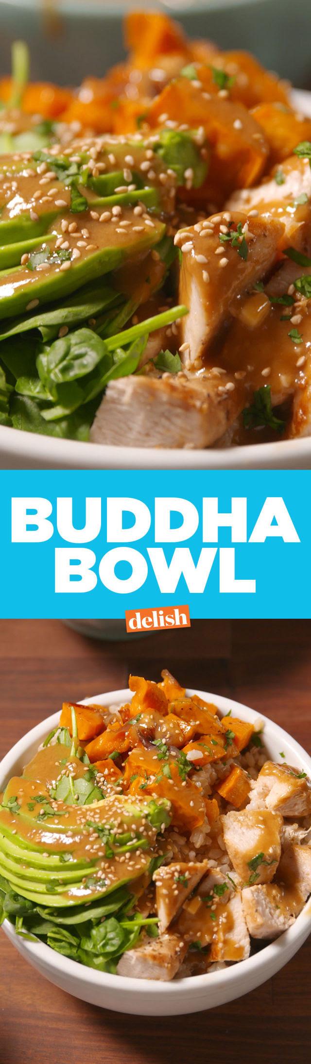 Buddha Bowl Pinterest