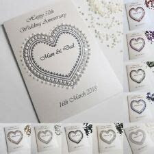 Diamond Wedding Card   eBay