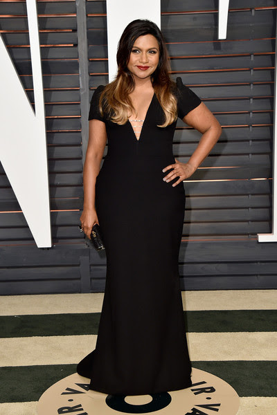 Mindy Kaling in Salvador Perez