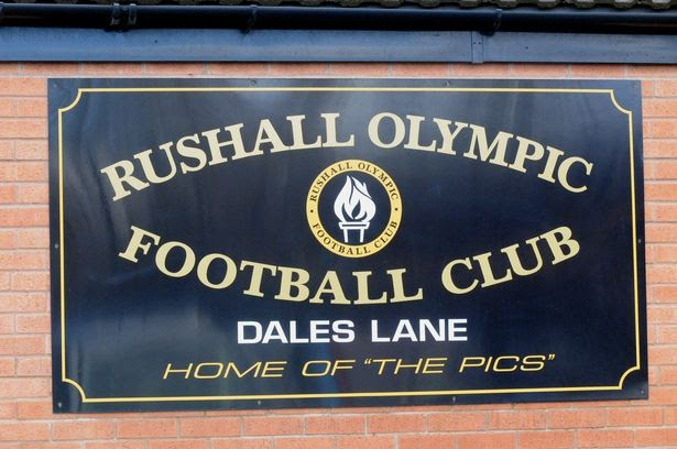 Dylan Parker Keen to Make the Most of Rushall Olympic Loan Spell