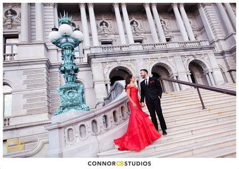 Lindsay   Behrang   Engagement Session   US Capitol