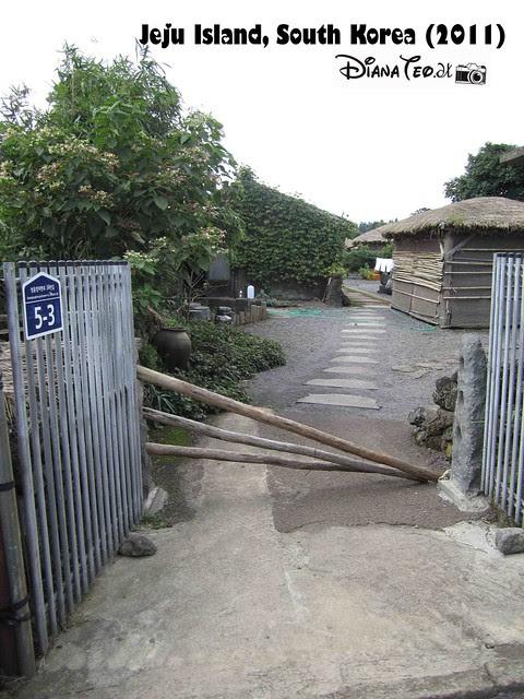 Seongeup Folk Village 03